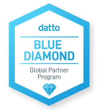 Datto - Blue Diamond Global Partner Program