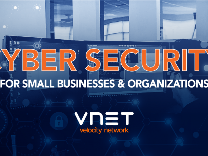 Cyber Security for Small Businesses and Organizations